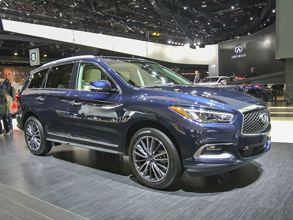 2017 infiniti qx60. Black Bedroom Furniture Sets. Home Design Ideas