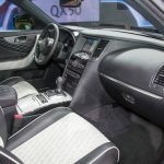 2017 Infiniti QX70 limited Interior