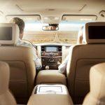 2017 Infiniti SUV QX80 Interior