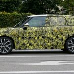 2017 Mini Clubman Spy Photos