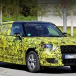 2017 Mini Clubman Spy Shots