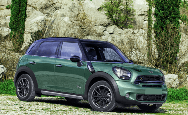 2017 mini cooper countryman. Black Bedroom Furniture Sets. Home Design Ideas