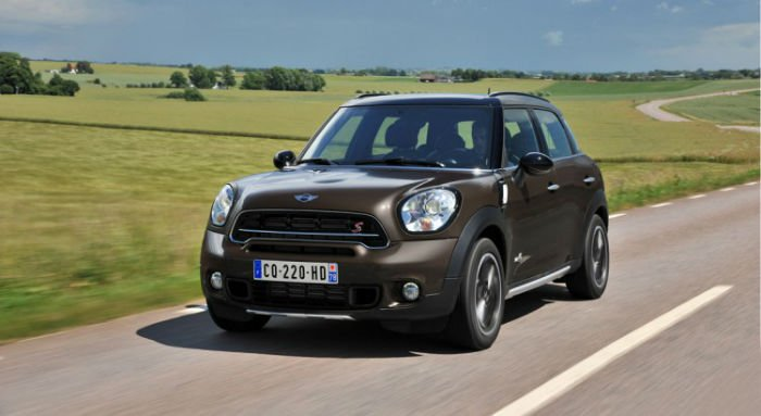 2017 Mini Countryman nouvelle