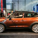 2017 Mini Paceman Redesign