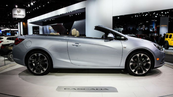 2017 Buick Cascada Wallpaper