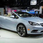 2017 Buick Cascada Rumor
