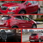 2017 Buick Encore Changes