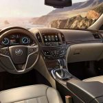2017 Buick Encore Interior