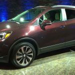 2017 Buick Encore Model