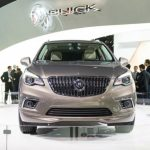 2017 Buick Envision Convenience Package