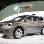 2017 Buick Envision Model