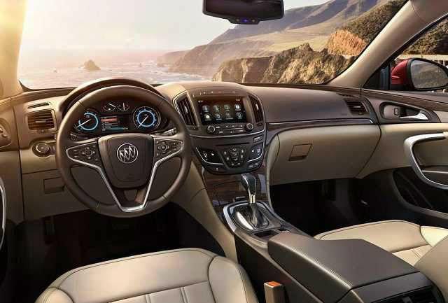 2017 Buick Grand National >> 2017 Buick Grand National Interior