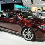 2017 Buick Regal Changes