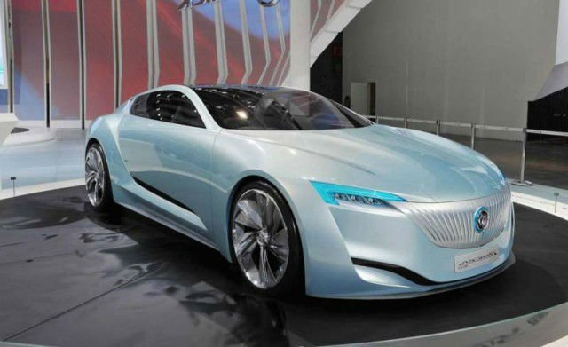 2017 Buick Riviera Hybrid