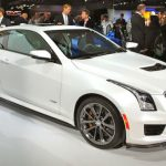 2017 Cadillac ATS Changes