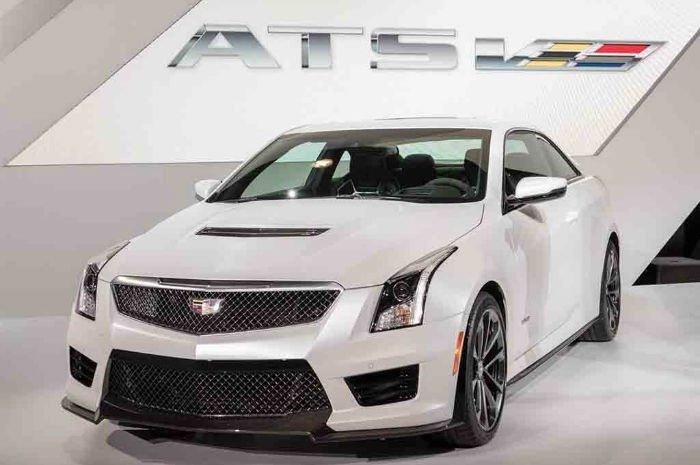 2017 Cadillac ATS Model