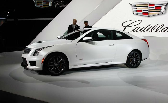 2017 cadillac ats v coupe. Black Bedroom Furniture Sets. Home Design Ideas