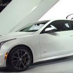 2017 Cadillac ATS V Model