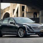 2017 Cadillac CT6 Black