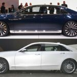 2017 Cadillac CT6 Changes