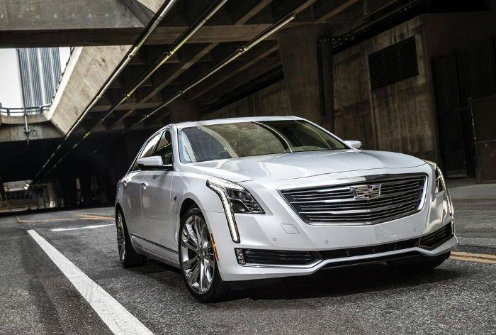 2017 Cadillac CT6 Drive