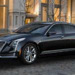 2017 Cadillac CT6 Hybrid