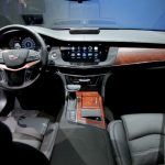 2017 Cadillac CT6 Interior