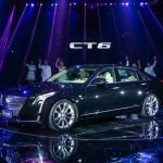 2017 Cadillac CT6 Plug-in Hybrid Chines