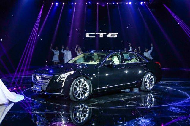 2017 Cadillac CT6 Plug-in Hybrid Chines