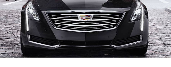 2017 Cadillac CT6 Plug-in Hybrid Facelift