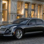 2017 Cadillac CT6 Release