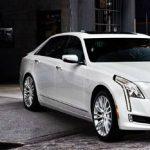 2017 Cadillac CT6 Sedan-Exterior
