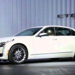2017 Cadillac CT6 v8