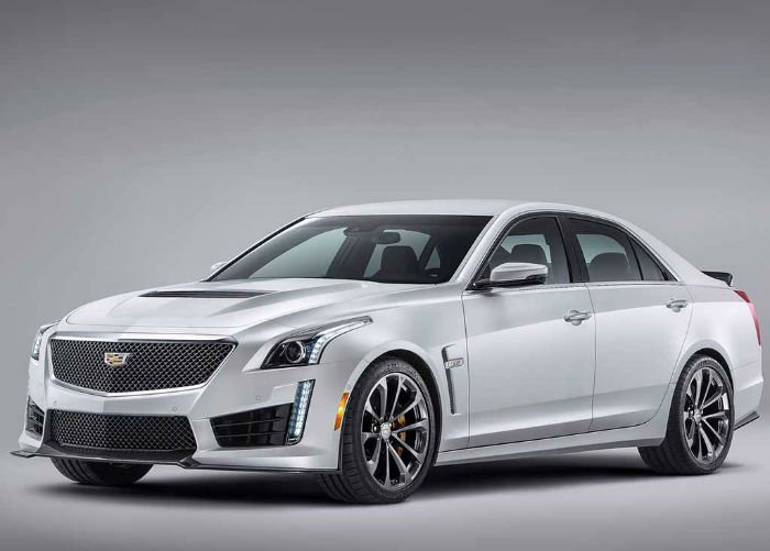 2017 Cadillac CTS Coupe
