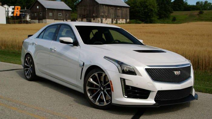 2017 Cadillac CTS V Coupe