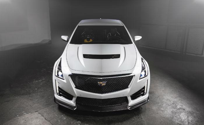 2017 Cadillac CTS V HP