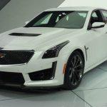 2017 Cadillac CTS V Sedan