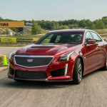 2017 Cadillac CTS V Wallpaper