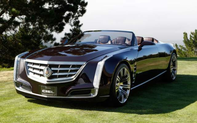 2017 Cadillac Eldorado Convertible