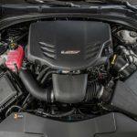 2017 Cadillac Eldorado Engine