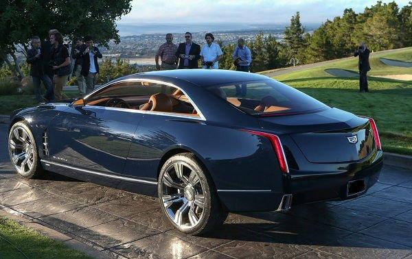 Cadillac Eldorado 2017 >> 2017 Cadillac Eldorado Exhaust