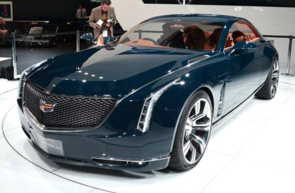 2017 Cadillac Eldorado