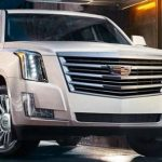 2017 Cadillac Escalade Platinum sky Captain Edition
