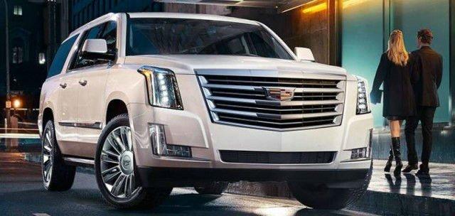 2017 Cadillac Escalade >> 2017 Cadillac Escalade Platinum sky Captain Edition