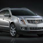 2017 Cadillac SRX AWD
