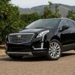 2017 Cadillac SRX Black