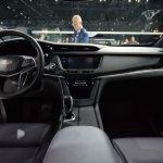 2017 Cadillac SRX Interior