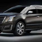 2017 Cadillac SRX Luxury
