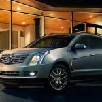 2017 Cadillac SRX Luxury Collection