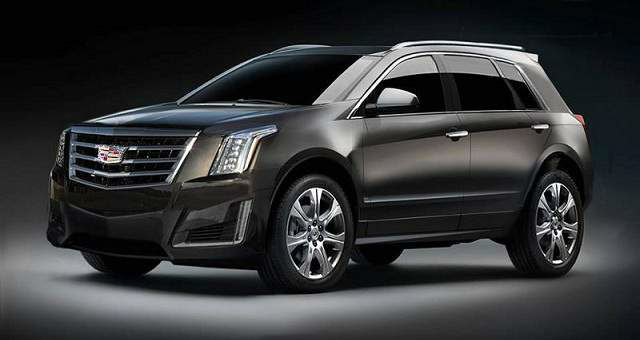 2017 Cadillac SRX Luxury